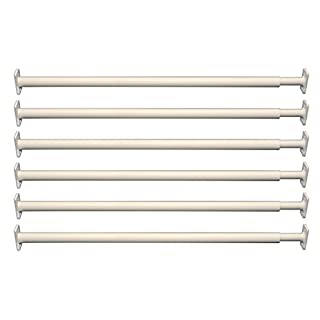 Window Security Bars (Adjustable) Pack of 6 Supplied