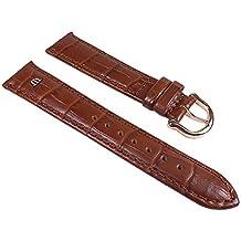 Maurice Lacroix ML-24973-14R - Correa de cuero , color marrón