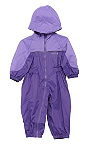 Regatta Puddle 2 Waterproof Suit Violet Ice/ Gentian 18-24