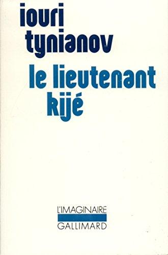 Le Lieutenant Kijé / Une Majesté en cire / L'Adolescent-miracle