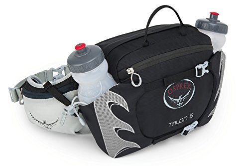 Osprey Talon 6 Lumbar Hydration Pack - Onyx Black