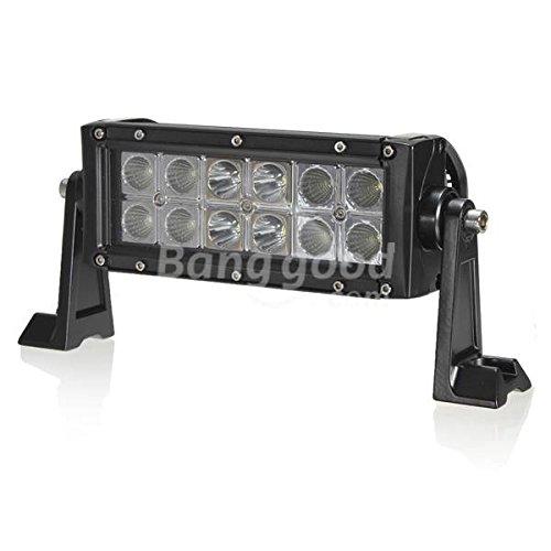 mark8shop 19,1cm 36W 12Cree LED Off Road Bar Arbeiten Licht vorne LML BC236