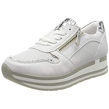MARCO TOZZI 2-2-23717-34, Sneakers Basses Femme, Blanc (White Comb 197), 40 EU