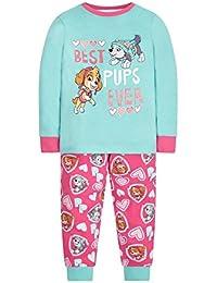 Mothercare Paw Patrol, Conjuntos de Pijama para Niñas