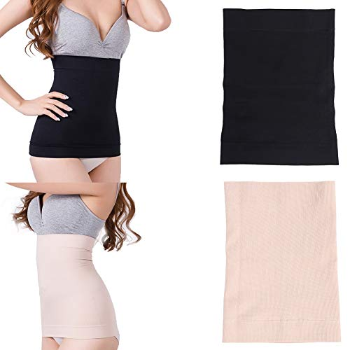 2 Farben Frauen Taille Trainer Korsett Training Gewichtsverlust Magen Shaper Seamless Shaperwear (Color : Skin color) -
