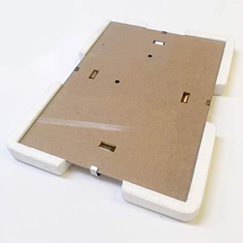 Nacnic Marco Clip Transparente 10x15 cm Caja 24 Unidades