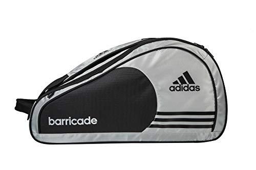 Adidas Paletero Barricade 1.9 2019 Plata
