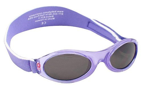 by Sonnenbrille ABBLV-Lavender Tulip, Gr. one size (2-5 Jahre), Rosa (Spring Flowers) (Kinder Bunny Schuhe)