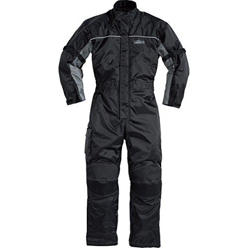 Motorradkombi Thermoboy Motorradkombi Textil schwarz für Herren XL