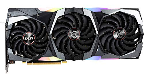 MSI V372-031R GeForce RTX 2080 Gaming X Trio Grafikkarte Schwarz X1 Trio