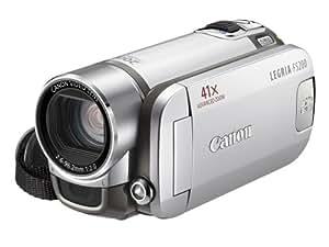 Canon FS200 Camcorder - Silver (41x Advanced Zoom, 2.7 inch Widescreen Colour LCD)