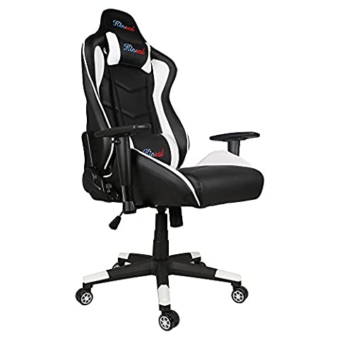 [Upgraded Big and Tall Large Size Version]Kinsal Gaming Chair High-back