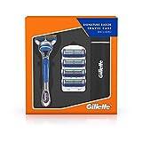 Gillette Fusion Signature Razor Set Gift Pack
