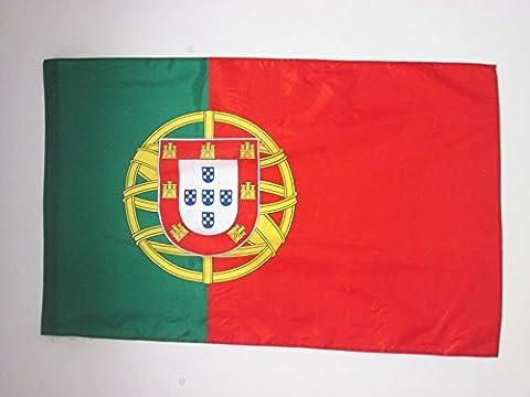 Fourreau 90 - DRAPEAU PORTUGAL 90x60cm - DRAPEAU PORTUGAIS 60
