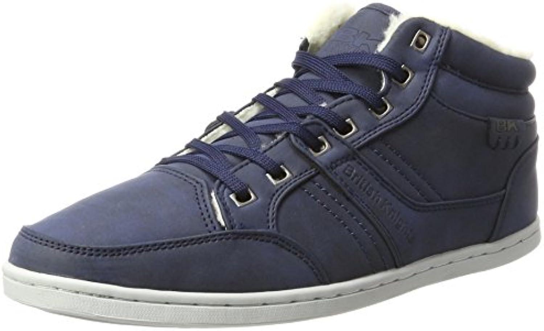 British Knights Herren Re Style Mid Hohe Sneaker