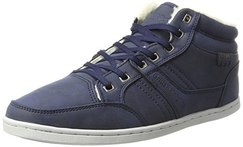 British Knights Re-Style Mid, Baskets Hautes Homme