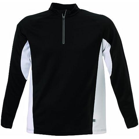 James & Nicholson - Running Shirt, Maglia a maniche lunghe
