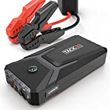 TACKLIFE T8 MIX Booster Batterie - 400A 12000mAh Portable Jump Starter, 12V...