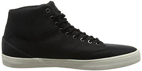 Boxfresh Herren Ertodao Hohe Sneaker Schwarz (Schwarz)