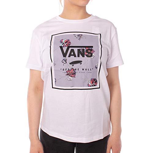 Vans Damen T-Shirt Paradise Floral Box Fill T-Shirt