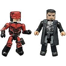 SDCC 2016 Exclusive Marvel Minimates Daredevil Netflix Figures by Diamond Select