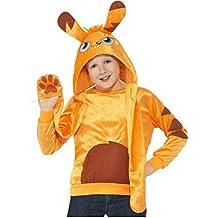 Smiffys - Disfraz para adulto Moshi Monsters Miffy (20454S)