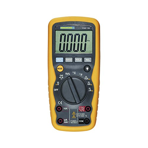 Preisvergleich Produktbild Pancontrol Digitalmultimeter, PAN 186