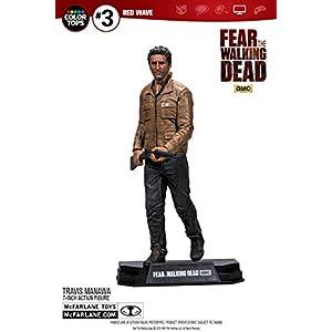 Figura de acción Fear The Walking Dead – Travis Manawa