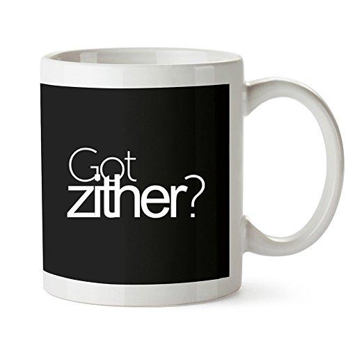 Site Athletics Idakoos Got Zither? - Instrumente - Tassen