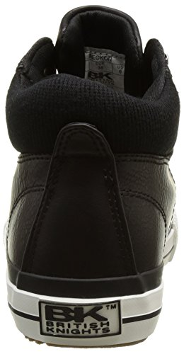 British Knights Reckon, Baskets Hautes Femme Noir (black/black)