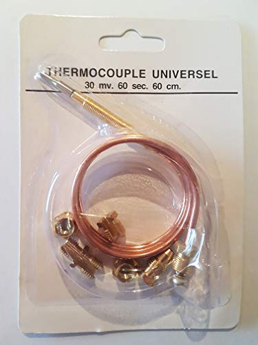 Universal Set Gas-Thermoelement (, 600 mm