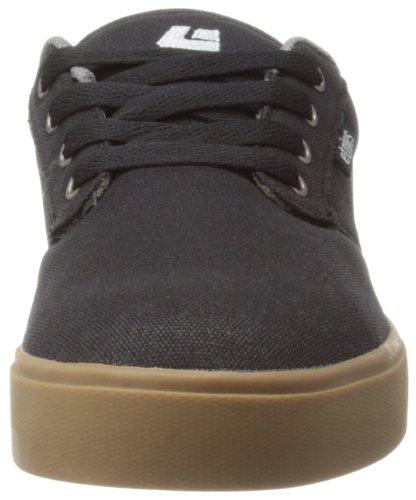 Etnies Jameson 2 Eco Herren Sneakers Schwarz (968/BLACK/GUM/WHITE)