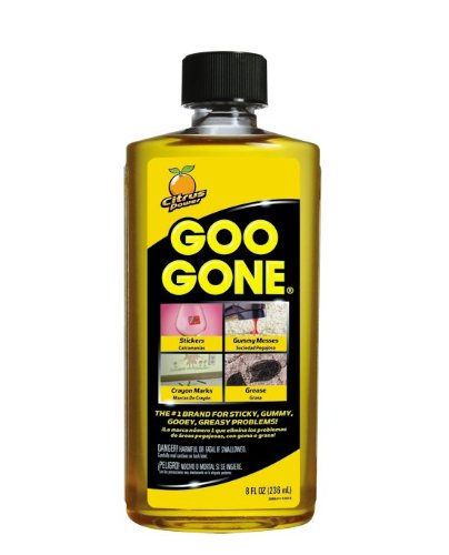 Eddingtons Goo Gone Sticky Stuff Entferner 237 ml. (8oz) 680003