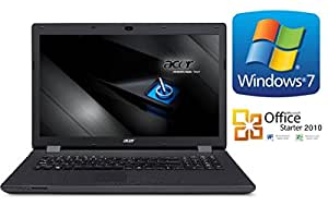 Acer Aspire E5-771 ~ 8GB RAM ~ WINDOWS 7 PROF. ~ 44cm (17.3 Zoll LED TFT) ~ BLUETOOTH