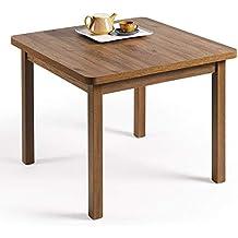 Amazon.es: mesas cuadradas extensibles comedor