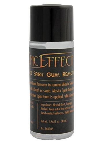 Mastix Spirit Gum glue remover transparent - Iron Fortress