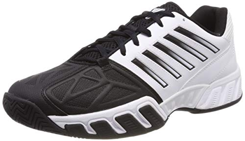 23fdea6c59 K-Swiss Performance Bigshot Light 3, Zapatillas de Tenis para Hombre,  Blanco (