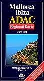 ADAC Karte, Mallorca, Ibiza, RegionalKarte (ADAC-Karten Spanien / 1:150000) -