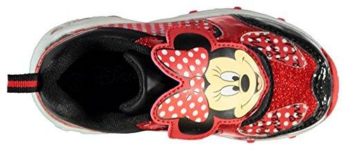 Character , Baskets mode pour fille Taille Unique Disney Minnie