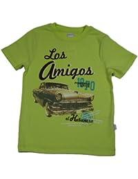 Stummer T-Shirt lindgrün Los Amigos