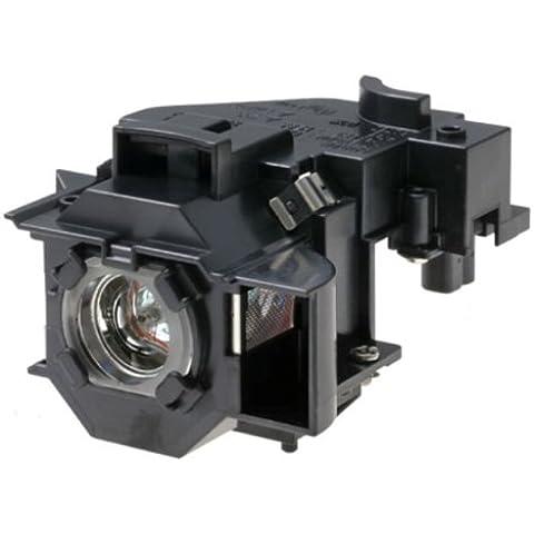 Epson Lámpara ELPLP44 - EMP-DM1 - Lámpara para proyector (120 W, UHE, 2000 h, 142 x 160 x 142 mm, 318 g)
