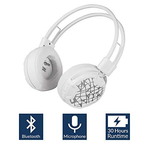 ARCTIC P604 - Casque Bluetooth 4.0 I Sans fil I conception supra-auriculaire I contrôle intelligent I microphone intégré I autonomie 30 heure