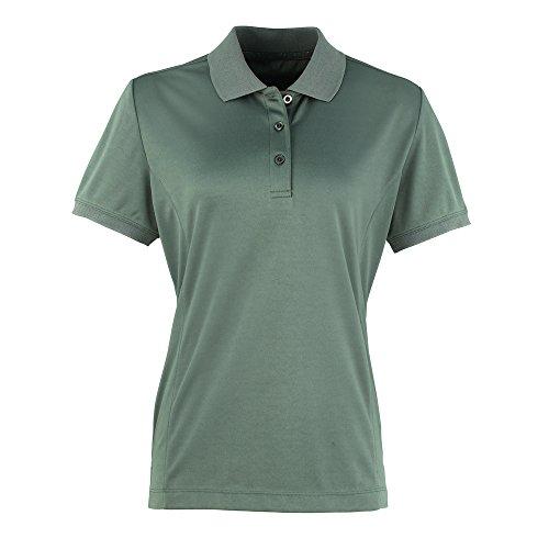 Premier - T-shirt - Femme Gris - Gris foncé