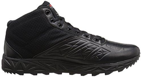 New Balance Men's MU950V2 Umpire Mid Shoe, Black, 10 2E US Black