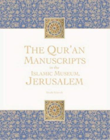 The Qu'ran Maunscripts