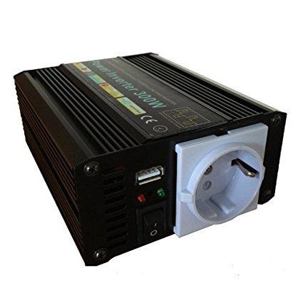 Convertisseur de tension 12V 220V – puissance 600W – signal quasi sinus-EXPEDIE DEPUIS LA FRANCE Acheter en ligne