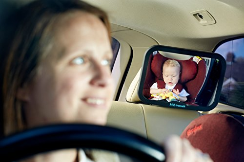 Baby Car Mirror By KID TRANSIT Seat For UK Rear