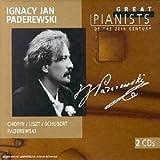 Great pianists of the 20th century, Ignacy Jan Paderewski