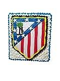 Tarta chuches Atlético de Madrid futbol