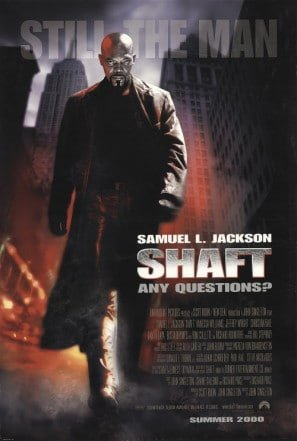 SHAFT – Samuel L Jackson - US Movie Wall Poster Print - 30CM X 43CM Brand New